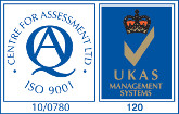 ISO accredited